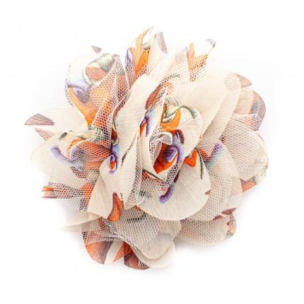 Kwiat ozdobny KDO-022 kremory