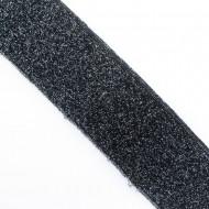 SE-18 5,5-6cm ŚCIĄGACZ ELASTYCZNY czarny
