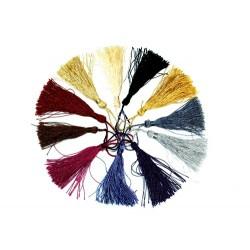 Chwosty wiskozowe kolory ch-02 25szt.