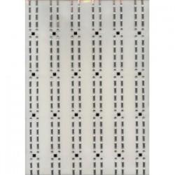Aplikacje na arkuszach paski chanelki hfk-pasek
