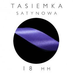 Tasiemka Satynowa 18mm Jednostronna