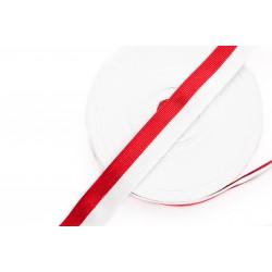 Taśma Rypsowa Biało-Czerwona WPL-20mm