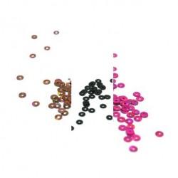 Cekiny luzem różne kolory 3mm