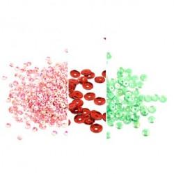 Cekiny luzem różne kolory 4mm