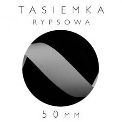 Taśma rypsowa, gorsetowa 50mm T.G.-50mm