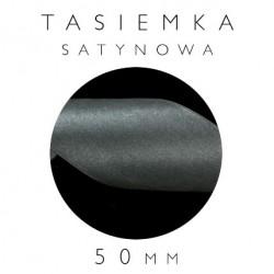 Tasiemka satynowa jednostronna 50mm