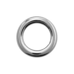 Element obuwniczy KL-028 srebrny 25szt.