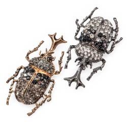 Broszka chrząszcz ZB-064 5szt.