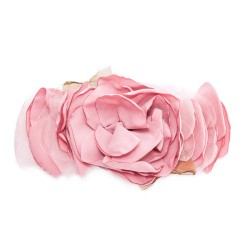 Aplikacja różowe kwiaty BL-011 w. 5