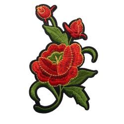 Aplikacja haft kwiaty APL-288 25szt.