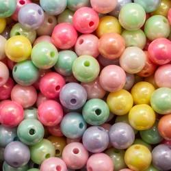 Koraliki mix kolorów KOR-013 8mm
