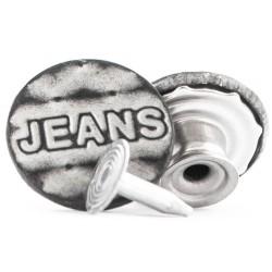 Guziki nity do jeansu GJ-005 w. 4 24L