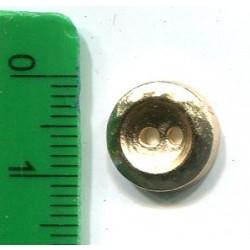 Guzik bluzkowy złoty GZ-085-18L