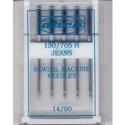 Igły maszynowe 14/90 130/705H JEANS