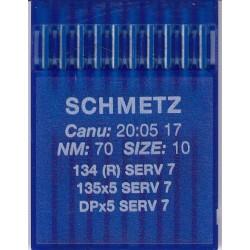 Igły maszynowe 08-04 135X5 Serv 7 70