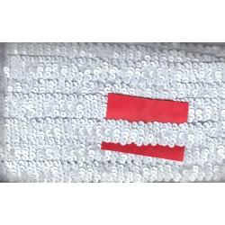 Taśma elastyczna biała C-14