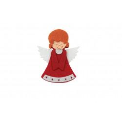 Filcowy aniołek  LD-078 20szt.