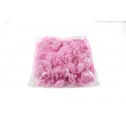 Kwiaty piankowe różowe KMO-064 100szt.