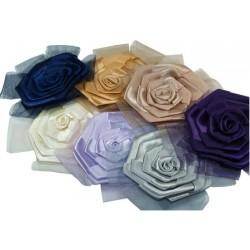 Aplikacja ozdobna róża kdo-030
