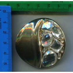 Element odzieżowy ozdoba ze sztrasami KL-085 w. 9 10szt.