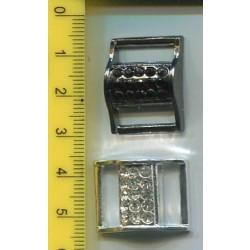Przelotka paskowa ze sztrasami KL-103 w. 4.