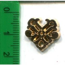 Element ozdobny emblemat odzieżowy parzenica KL-240