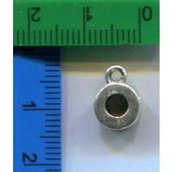 Przelotka do bransoletek z uchem na zawieszkę KL-283 w. 32