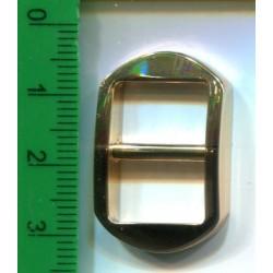 Klamerka szlufka metalowa do paska KL-301 w. 2 25szt.