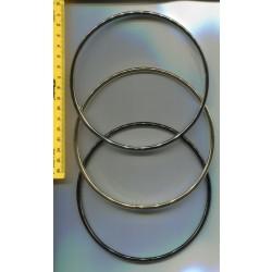 Kółko okucie metalowe 14cm do torebek rączka łapacz snów KLT-013