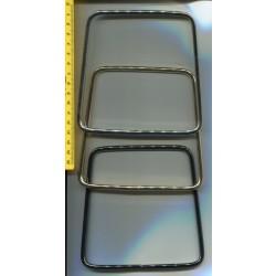 Trapez okucie metalowe 14cm do torebek rączka łapacz snów KLT-014