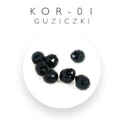 Koraliki plastikowe guziczki KOR-01