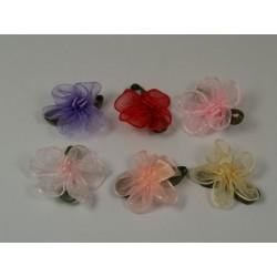 Kwiatki organdynowe kwt-33