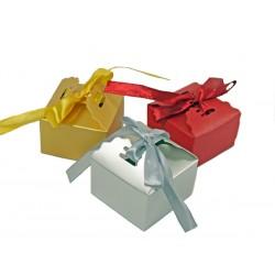 Pudełka na prezenty dla gości wesele chrzciny PP-06