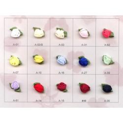 Różyczki na listku r-23