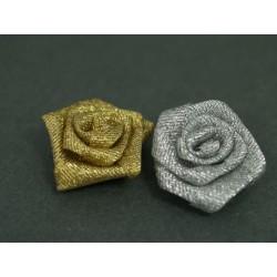 Rm-04 różyczki lureksowe 3cm