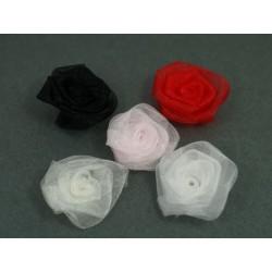 Różyczki organdynowe 3,5cm rs-05